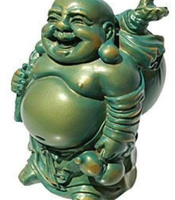 Laughing Buddha_Acqua Gold